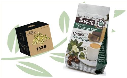 Griekse koffie en thee