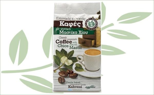 Griekse koffie mastiek
