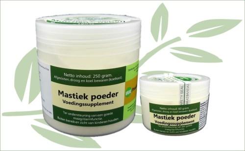 Masticha poeder