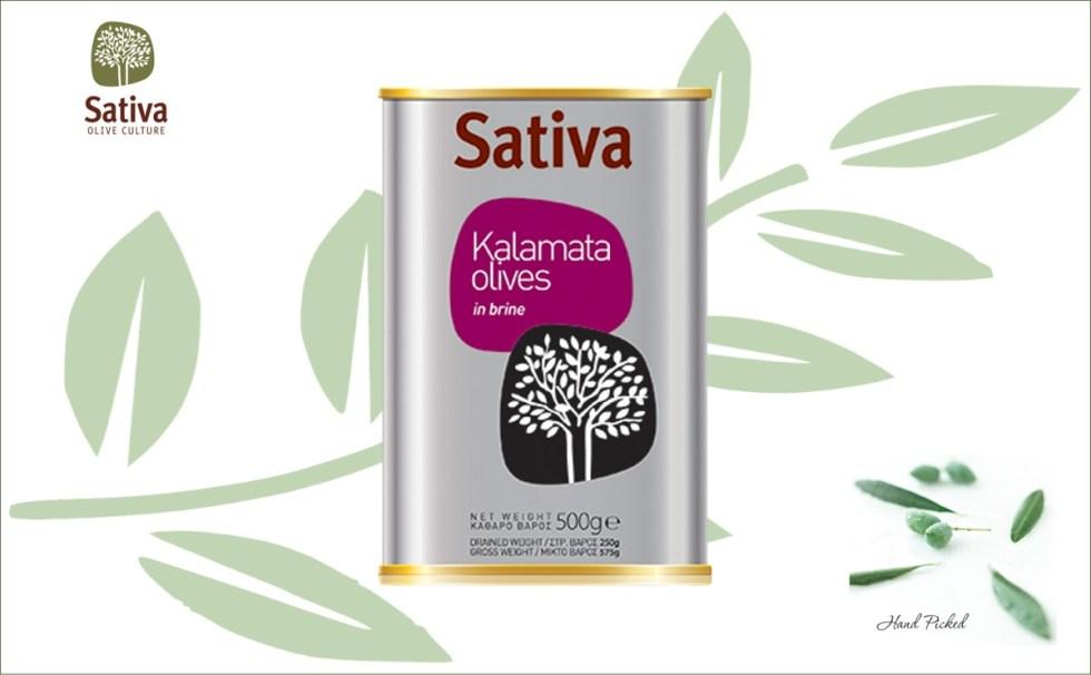 Premium Kalamata olijven