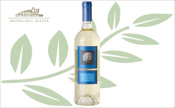Michalakis vin de crete wit