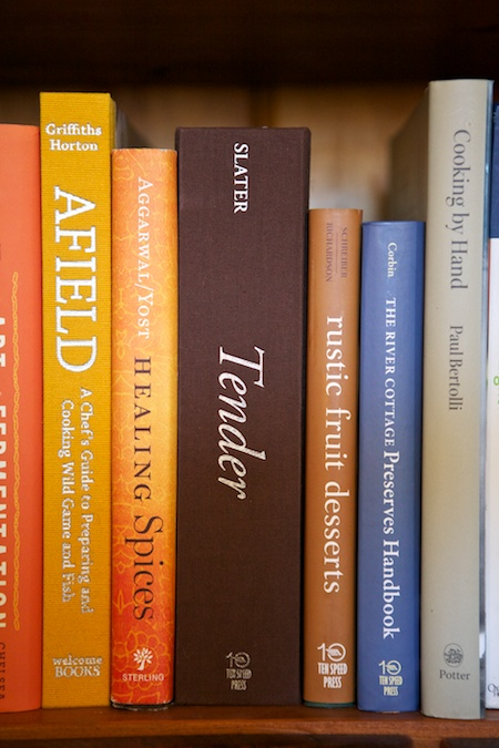 In My Library Cookbooks 1