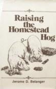 raising the homestead hog copy