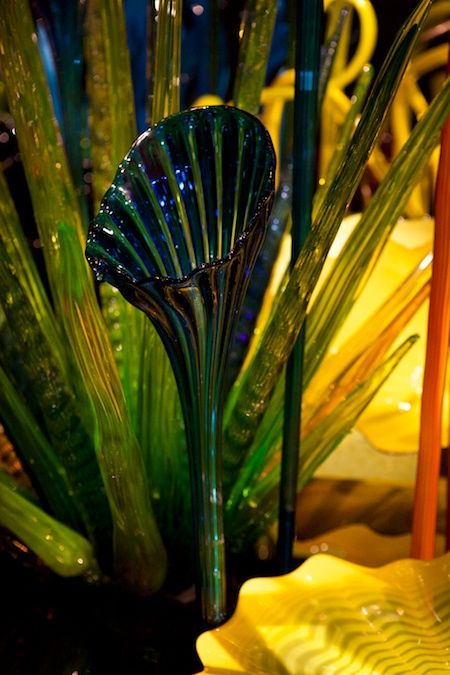 Chihuly Glass Exhibit Seattle 4
