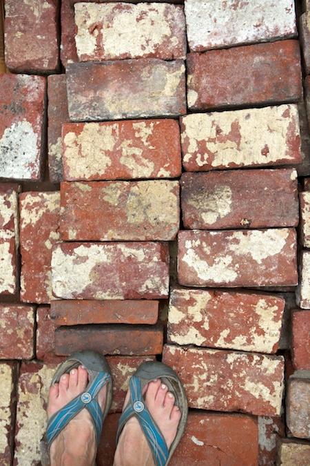 vintage bricks 3