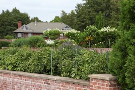 shelburne farms formal gardens 4
