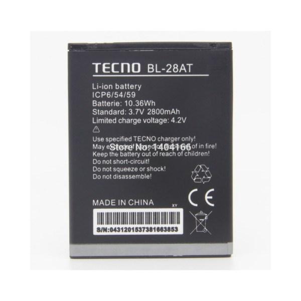 TECNO BL-28AT battery