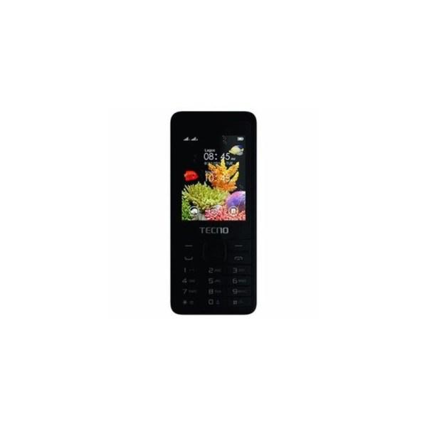Tecno T401 - Triple SIM - Black