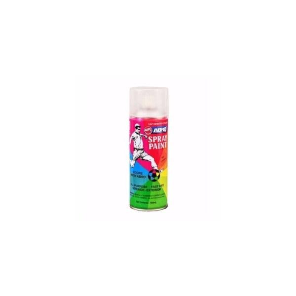 abro spray paint-clear-400ml