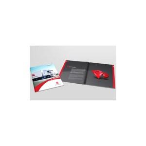 Logo, Brochure & Profile Design