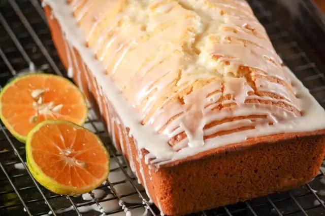 Tangerine Bread