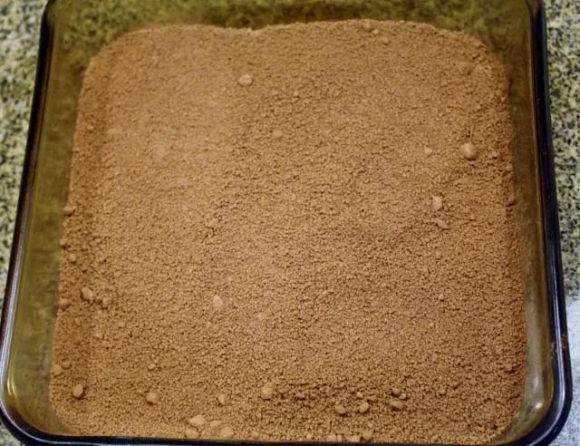Torta caliente de chocolate