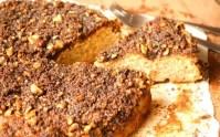 Brown Butter Banana Coffeecake