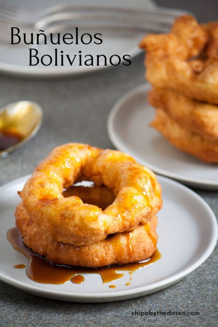 Buñuelos Bolivianos