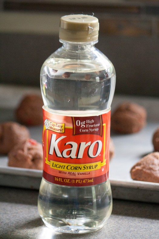 bottle of karo corn syrup