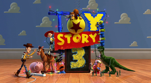 Toy Story 3 News