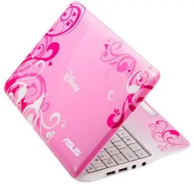 Netbook Asus EeePC MK90 Disney Netpal