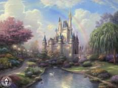 Cinderella Castle 600