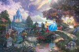 Cinderella Wishes Upon a Dream 600