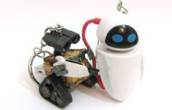 Wall-e & Eve are a match made in heaven