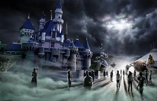 Hong Kong Disneyland to feature alien invasion for Halloween