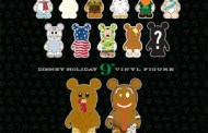 Holiday Inspired Vinylmation Series in Disney Parks