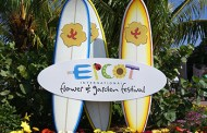 17th Epcot Flower & Garden Festival Shifts Dates Earlier Than Ever