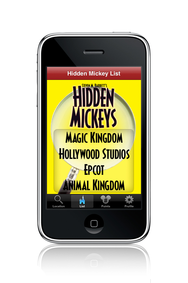 The Hunt For Hidden Mickeys Goes Hi-Tech