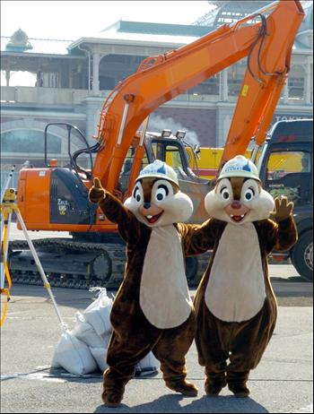 Disneyworld Construction Update