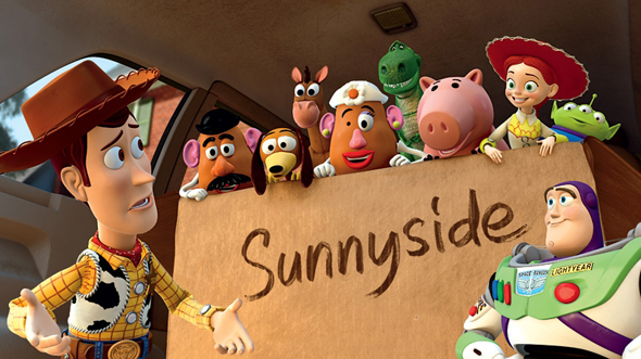 Disney Pic of the Day – New Toy Story 3 Photo