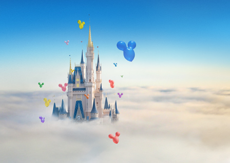 """New Year's Resolution- """"Give A Day, Get A Disney Day."""""""