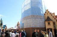 Current Disneyworld Construction Projects - from WDW Magic