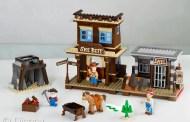 Disney-Pixar's Toy Story 3 Takes Over Toy Fair