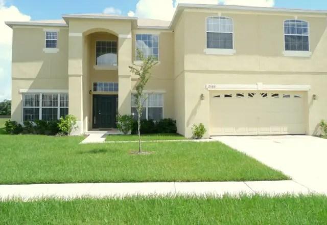 4 & 5 Bedroom Regal Palms Resort Pool Homes Rentals