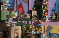 Disney's Toy Story 3 Toys Drop In at Toy Fair