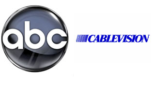 Disney and Cablevision Take ABC Fight Public