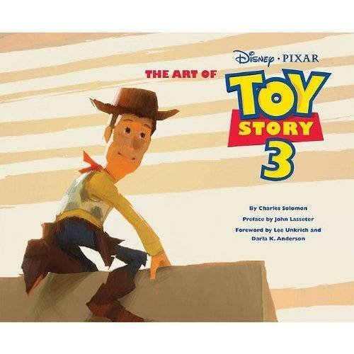 The First Pixar Toy Story 3 Products are Becoming Available