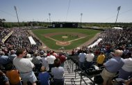 Atlanta Braves Spring Training Begins at ESPN Wide World of Sports Complex