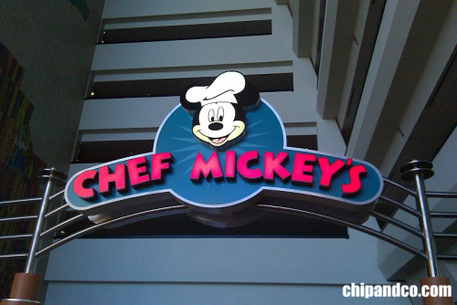 Anytime is a good time to eat at Chef Mickey's