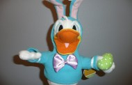 Disney's Donald Duck - 'Don't pull my ears' toy from Hallmark