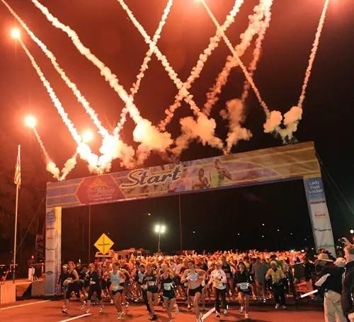 13,000 'Princesses' Run at Walt Disney World Half Marathon