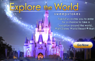 Disney Family Fun sweepstakes offers chance to win a trip to Walt Disney World