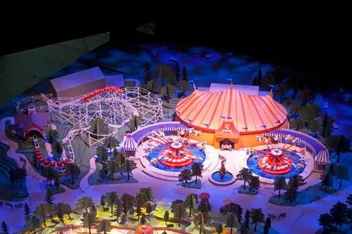 Fantasyland Expansion Ground breaking at Magic Kingdom