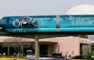 Disneyworld 'Tron-orail' divides Disney faithful