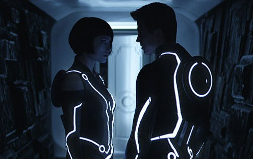 Disney's Tron Sequel Brings Back Wilde and Hedlund