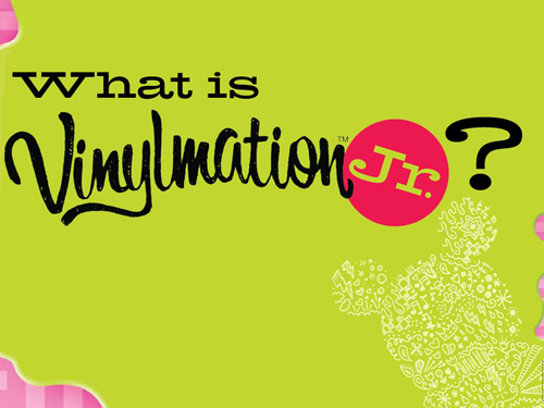 What is Vinylmation, Jr.?