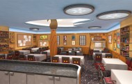 Take a video tour of the Animator's Palate on the Disney Dream