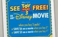 Energizer batteries offers free tickets to see Pixar's Toy Story 3