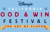 Announcing Disney's California Food & Wine Festival Twitter Sweepstakes