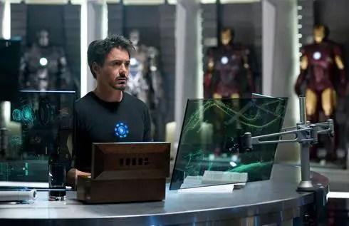 "Marvel Studios ""Iron Man 2"" Opens at Top Spot in Overseas Markets"